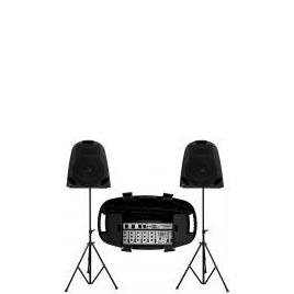 Studiomaster Walkabout Portable PA Reviews