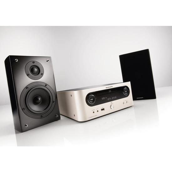 Marantz M-CR502 DAB With LS-502 Speakers