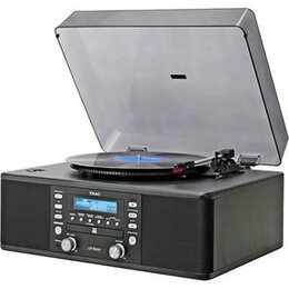 TEAC LPR400 TURNTABLE CD RECORDER + AM/FM (UK VERSION) Reviews