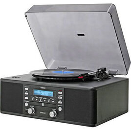 TEAC LPR400 TURNTABLE CD RECORDER + AM/FM (UK VERSION) Reviews