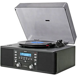 Photo of TEAC LPR400 TURNTABLE CD RECORDER + AM/FM (UK VERSION) Turntables and Mixing Deck