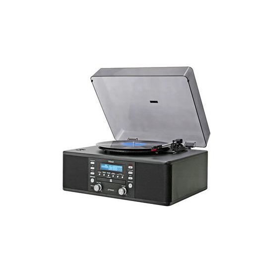 TEAC LPR400 TURNTABLE CD RECORDER + AM/FM (UK VERSION)