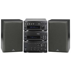 Photo of TEAC Reference 380 Mini System + Monitor Audio BR1 Speakers (R) HiFi System