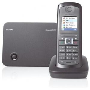 Photo of Siemens Gigaset E495 Rugged DECT Cordless Phone - Twin Landline Phone