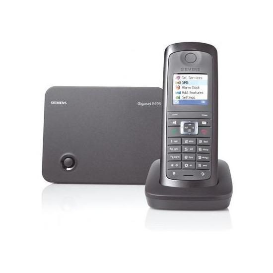Siemens Gigaset E495 Rugged DECT Cordless Phone