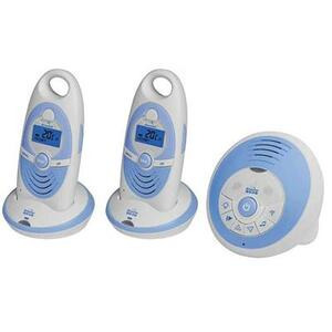 Photo of Binatone BM200 Blue & White Digital Baby Monitor (Twin Pack) Baby Monitor