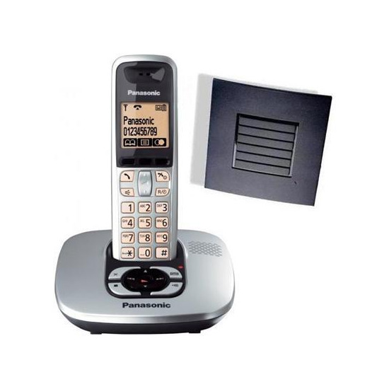 Panasonic KX-TG6421 Long Range Home Phone