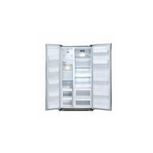 Photo of LG Electronic GWB207FSQ Brushed Steel Fridge Freezer