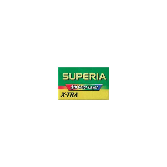 Fujifilm Superia 800 35MM 36 Exposure Pack Of 10
