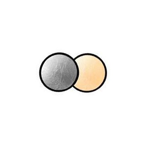 Photo of Interfit 32 Silver Gold Reflector INT267 Photography Accessory
