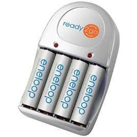 Sanyo Eneloop Charger 4X 2000MAH AA Batteries Reviews