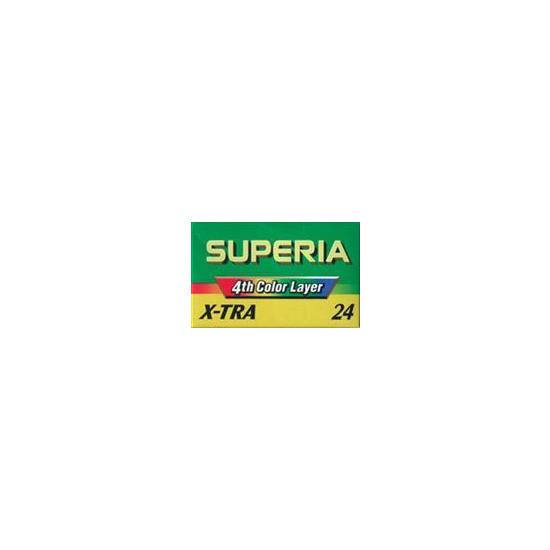 Fujifilm Superia 800 35MM 36 Exposure