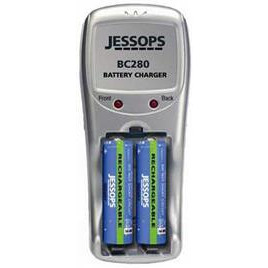Jessops BC280 Charger 4X AA 4X AAA Batteries Reviews