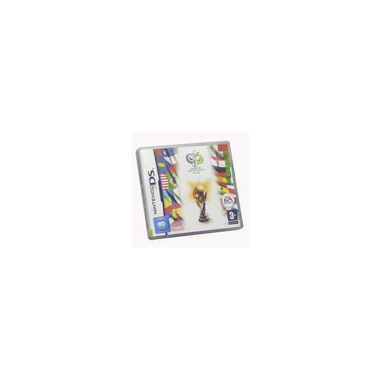 FIFA World Cup 2006 Nintendo DS