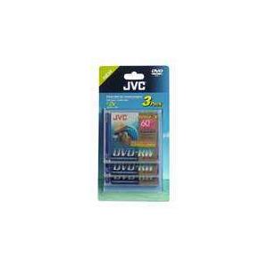 Photo of JVC DVD-RW 8C m 3PK DVD RW