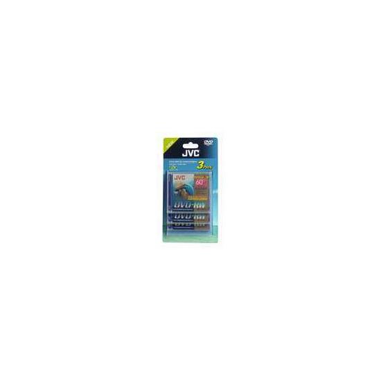 JVC DVD-RW 8C M 3PK