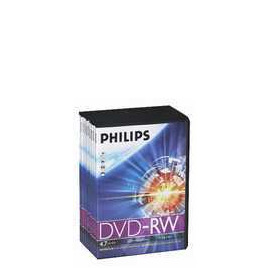 Philips DVD-RW 10 PK SLIM Reviews