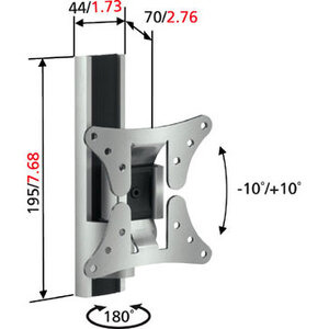 Photo of BBG DISTRI VFW226 BRACKET Audio Accessory
