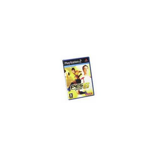 Konami Pro Evolution Soccer 6