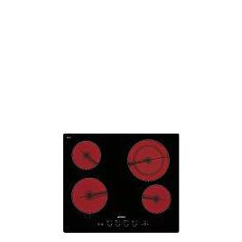 SMEG SE2641TD2 Electric Ceramic Hob - Black