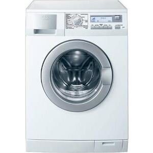 Photo of AEG L16850 Washer Dryer Washer Dryer