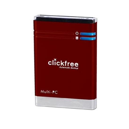 Clickfree 320GB