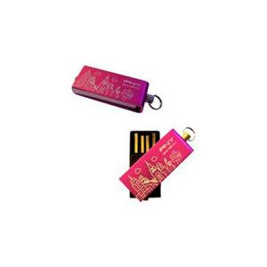 Photo of PNY MICROUSB8 GB GREY USB Memory Storage