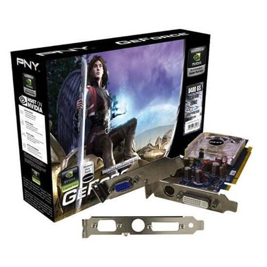 Pny 8400GS Sml Box