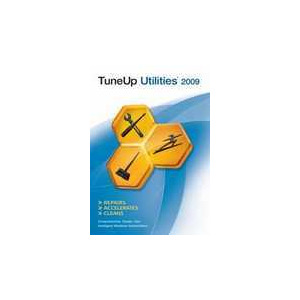 Photo of TuneUp Utilities 2009 Software