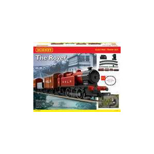 Photo of Hornby Flying Scotsman Electric Train Set R1068 Toy
