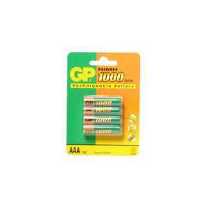 Photo of GP Batteries 1000 X4 AAA Battery