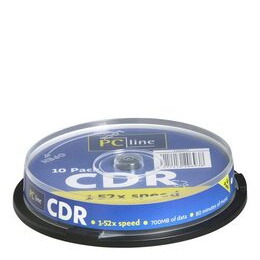 PC Line CDRX10CB CD-R Reviews