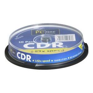 Photo of PC Line CDRX10CB CD-R CD R