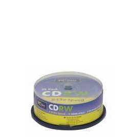 PC LINE CDRWX25CB CD-RW Reviews