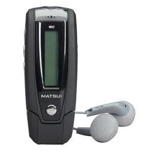 Photo of Matsui MAT110MR 1GB MP3 Player