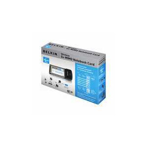 Photo of Belkin F5D9010 g+ Mimo Wireless Card
