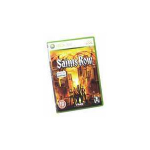 Photo of THQ Saints Row Video Game
