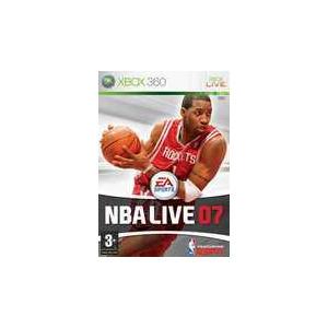 Photo of MICROSOFT NBA LIVE 07XB360 Software