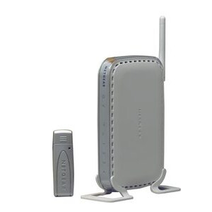 Photo of Netgear WGT624 & WG111T  Router