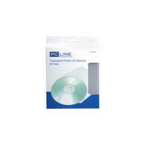Photo of PC Line SLV050L CD Sleeves CD and DVD Storage