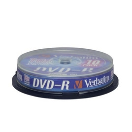 Verbatim DVD-R 16X 50PK Reviews