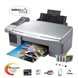 Photo of Epson DX6050 Printer