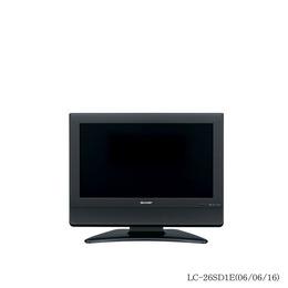 Sharp LC26SD1E Reviews