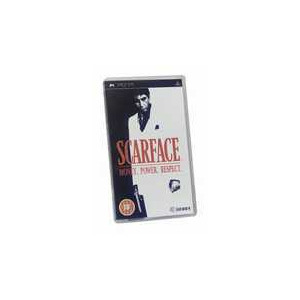 Photo of SONY SCARFACE PSP Video Game