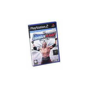 Photo of THQ Wwe Smackdown Vs Raw Video Game