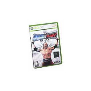 Photo of WWE Smackdown Vs Raw 2007 (XBOX 360) Video Game