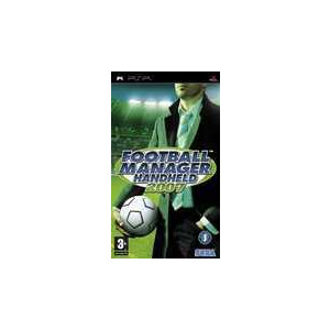 Photo of Football Manager Handheld 2007 (PSP) Video Game