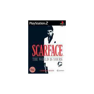 Photo of SONY SCARFACE PS2 Video Game