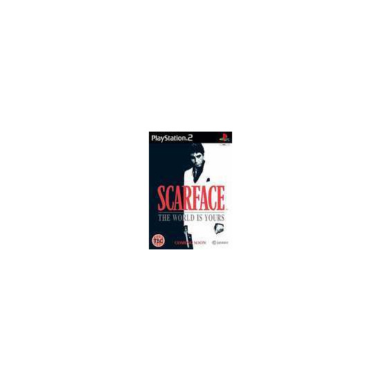 SONY SCARFACE PS2