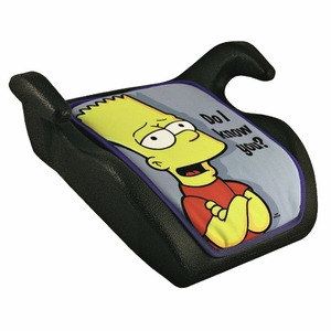 Photo of Simpsons Booster Seat Car Seat